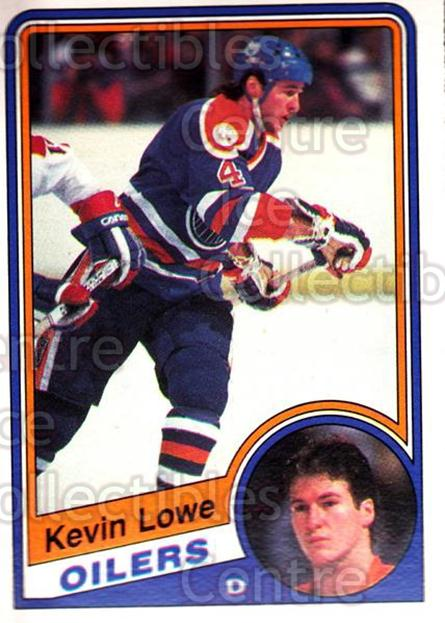 1984-85 O-Pee-Chee #251 Kevin Lowe<br/>5 In Stock - $1.00 each - <a href=https://centericecollectibles.foxycart.com/cart?name=1984-85%20O-Pee-Chee%20%23251%20Kevin%20Lowe...&quantity_max=5&price=$1.00&code=207000 class=foxycart> Buy it now! </a>