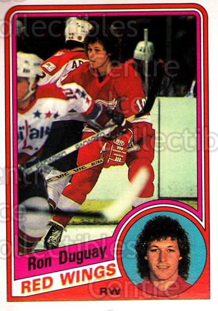 1984-85 O-Pee-Chee #52 Ron Duguay<br/>8 In Stock - $1.00 each - <a href=https://centericecollectibles.foxycart.com/cart?name=1984-85%20O-Pee-Chee%20%2352%20Ron%20Duguay...&quantity_max=8&price=$1.00&code=207037 class=foxycart> Buy it now! </a>