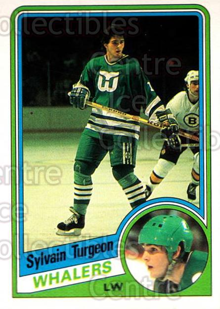 1984-85 O-Pee-Chee #79 Sylvain Turgeon<br/>4 In Stock - $1.00 each - <a href=https://centericecollectibles.foxycart.com/cart?name=1984-85%20O-Pee-Chee%20%2379%20Sylvain%20Turgeon...&quantity_max=4&price=$1.00&code=207086 class=foxycart> Buy it now! </a>