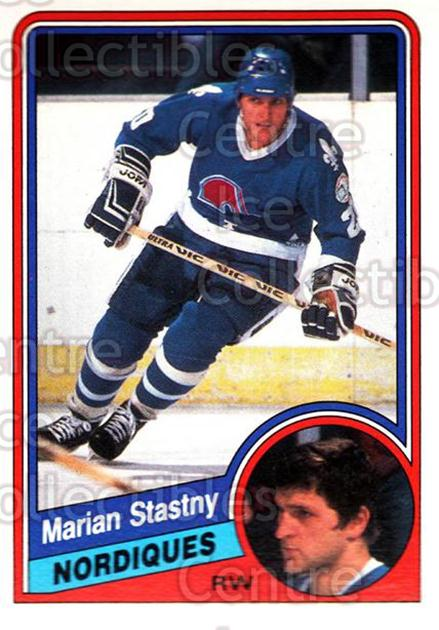 1984-85 O-Pee-Chee #292 Marian Stastny<br/>1 In Stock - $1.00 each - <a href=https://centericecollectibles.foxycart.com/cart?name=1984-85%20O-Pee-Chee%20%23292%20Marian%20Stastny...&quantity_max=1&price=$1.00&code=207170 class=foxycart> Buy it now! </a>