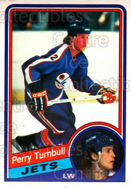 1984-85 O-Pee-Chee #349 Perry Turnbull<br/>7 In Stock - $1.00 each - <a href=https://centericecollectibles.foxycart.com/cart?name=1984-85%20O-Pee-Chee%20%23349%20Perry%20Turnbull...&quantity_max=7&price=$1.00&code=207278 class=foxycart> Buy it now! </a>