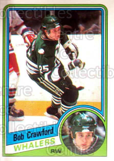 1984-85 O-Pee-Chee #68 Bob Crawford<br/>2 In Stock - $1.00 each - <a href=https://centericecollectibles.foxycart.com/cart?name=1984-85%20O-Pee-Chee%20%2368%20Bob%20Crawford...&quantity_max=2&price=$1.00&code=207279 class=foxycart> Buy it now! </a>