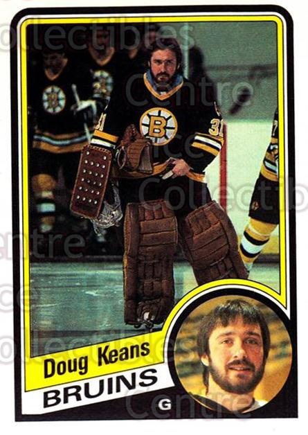1984-85 O-Pee-Chee #5 Doug Keans<br/>9 In Stock - $1.00 each - <a href=https://centericecollectibles.foxycart.com/cart?name=1984-85%20O-Pee-Chee%20%235%20Doug%20Keans...&quantity_max=9&price=$1.00&code=207284 class=foxycart> Buy it now! </a>