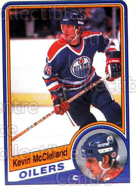 1984-85 O-Pee-Chee #253 Kevin McClelland<br/>3 In Stock - $1.00 each - <a href=https://centericecollectibles.foxycart.com/cart?name=1984-85%20O-Pee-Chee%20%23253%20Kevin%20McClellan...&quantity_max=3&price=$1.00&code=207292 class=foxycart> Buy it now! </a>