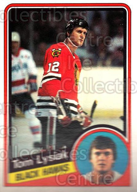 1984-85 O-Pee-Chee #39 Tom Lysiak<br/>10 In Stock - $1.00 each - <a href=https://centericecollectibles.foxycart.com/cart?name=1984-85%20O-Pee-Chee%20%2339%20Tom%20Lysiak...&quantity_max=10&price=$1.00&code=207386 class=foxycart> Buy it now! </a>