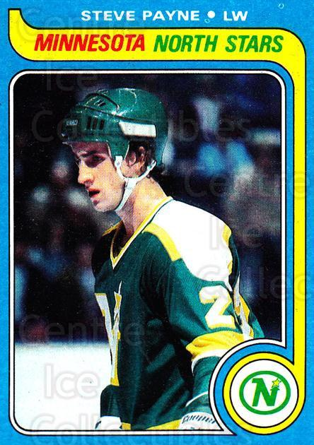 1979-80 Topps #64 Steve Payne<br/>3 In Stock - $1.00 each - <a href=https://centericecollectibles.foxycart.com/cart?name=1979-80%20Topps%20%2364%20Steve%20Payne...&quantity_max=3&price=$1.00&code=207408 class=foxycart> Buy it now! </a>