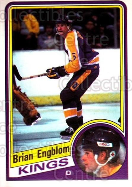 1984-85 O-Pee-Chee #83 Brian Engblom<br/>5 In Stock - $1.00 each - <a href=https://centericecollectibles.foxycart.com/cart?name=1984-85%20O-Pee-Chee%20%2383%20Brian%20Engblom...&quantity_max=5&price=$1.00&code=207441 class=foxycart> Buy it now! </a>