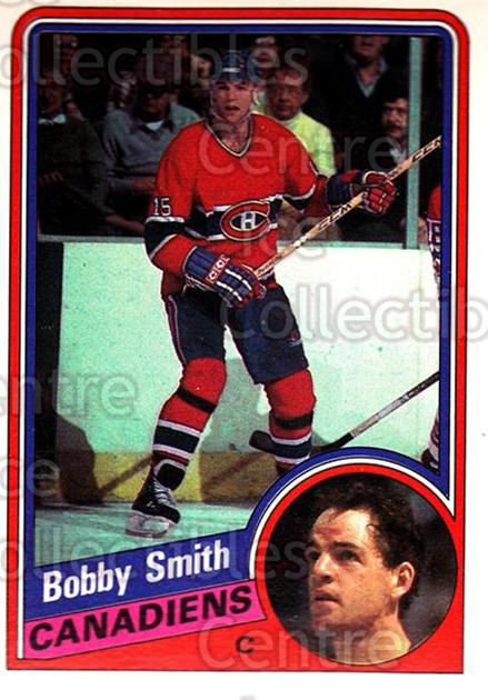 1984-85 O-Pee-Chee #273 Bobby Smith<br/>7 In Stock - $1.00 each - <a href=https://centericecollectibles.foxycart.com/cart?name=1984-85%20O-Pee-Chee%20%23273%20Bobby%20Smith...&quantity_max=7&price=$1.00&code=207448 class=foxycart> Buy it now! </a>
