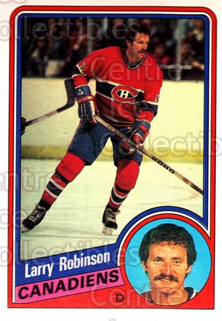 1984-85 O-Pee-Chee #270 Larry Robinson<br/>4 In Stock - $2.00 each - <a href=https://centericecollectibles.foxycart.com/cart?name=1984-85%20O-Pee-Chee%20%23270%20Larry%20Robinson...&quantity_max=4&price=$2.00&code=207633 class=foxycart> Buy it now! </a>