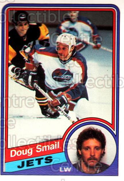 1984-85 O-Pee-Chee #346 Doug Smail<br/>10 In Stock - $1.00 each - <a href=https://centericecollectibles.foxycart.com/cart?name=1984-85%20O-Pee-Chee%20%23346%20Doug%20Smail...&quantity_max=10&price=$1.00&code=207686 class=foxycart> Buy it now! </a>