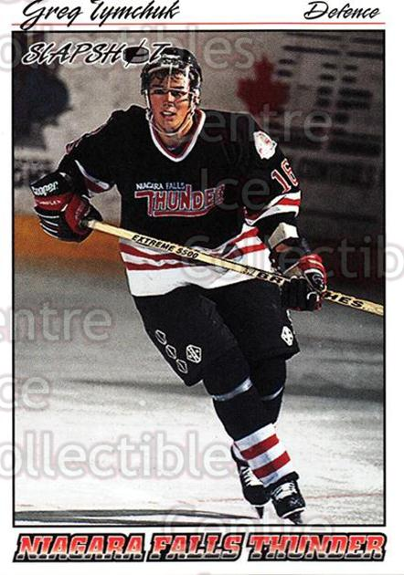 1995-96 Slapshot #200 Greg Tymchuk<br/>9 In Stock - $2.00 each - <a href=https://centericecollectibles.foxycart.com/cart?name=1995-96%20Slapshot%20%23200%20Greg%20Tymchuk...&quantity_max=9&price=$2.00&code=207693 class=foxycart> Buy it now! </a>