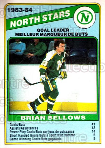 1984-85 O-Pee-Chee #359 Brian Bellows<br/>8 In Stock - $1.00 each - <a href=https://centericecollectibles.foxycart.com/cart?name=1984-85%20O-Pee-Chee%20%23359%20Brian%20Bellows...&quantity_max=8&price=$1.00&code=207699 class=foxycart> Buy it now! </a>