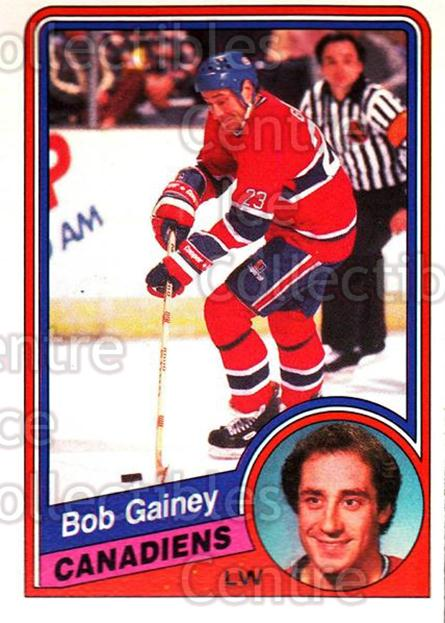 1984-85 O-Pee-Chee #261 Bob Gainey<br/>6 In Stock - $2.00 each - <a href=https://centericecollectibles.foxycart.com/cart?name=1984-85%20O-Pee-Chee%20%23261%20Bob%20Gainey...&quantity_max=6&price=$2.00&code=207720 class=foxycart> Buy it now! </a>