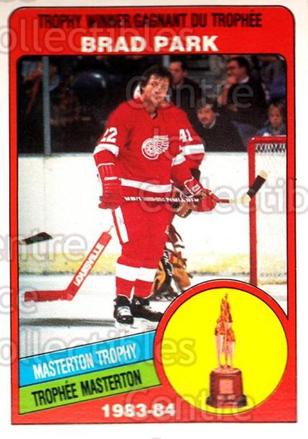 1984-85 O-Pee-Chee #378 Brad Park<br/>5 In Stock - $2.00 each - <a href=https://centericecollectibles.foxycart.com/cart?name=1984-85%20O-Pee-Chee%20%23378%20Brad%20Park...&quantity_max=5&price=$2.00&code=207733 class=foxycart> Buy it now! </a>