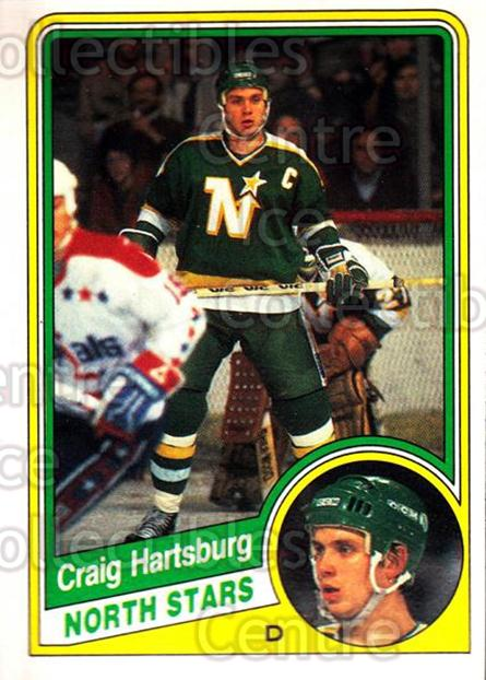 1984-85 O-Pee-Chee #98 Craig Hartsburg<br/>6 In Stock - $1.00 each - <a href=https://centericecollectibles.foxycart.com/cart?name=1984-85%20O-Pee-Chee%20%2398%20Craig%20Hartsburg...&quantity_max=6&price=$1.00&code=207750 class=foxycart> Buy it now! </a>