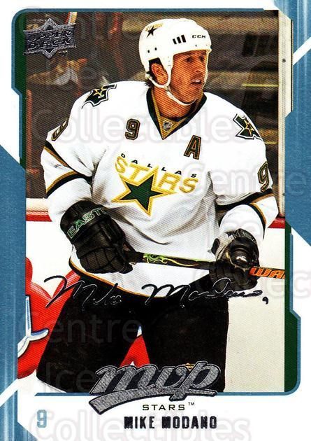 2008-09 Upper Deck MVP #91 Mike Modano<br/>5 In Stock - $1.00 each - <a href=https://centericecollectibles.foxycart.com/cart?name=2008-09%20Upper%20Deck%20MVP%20%2391%20Mike%20Modano...&quantity_max=5&price=$1.00&code=208907 class=foxycart> Buy it now! </a>