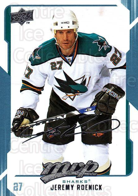2008-09 Upper Deck MVP #246 Jeremy Roenick<br/>2 In Stock - $1.00 each - <a href=https://centericecollectibles.foxycart.com/cart?name=2008-09%20Upper%20Deck%20MVP%20%23246%20Jeremy%20Roenick...&quantity_max=2&price=$1.00&code=209062 class=foxycart> Buy it now! </a>