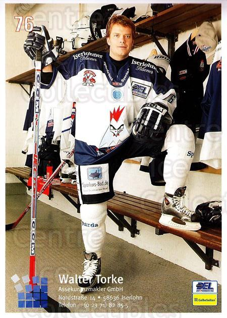 2004-05 German Iserlohn Roosters Postcards #11 Martin Knold<br/>1 In Stock - $3.00 each - <a href=https://centericecollectibles.foxycart.com/cart?name=2004-05%20German%20Iserlohn%20Roosters%20Postcards%20%2311%20Martin%20Knold...&quantity_max=1&price=$3.00&code=209449 class=foxycart> Buy it now! </a>
