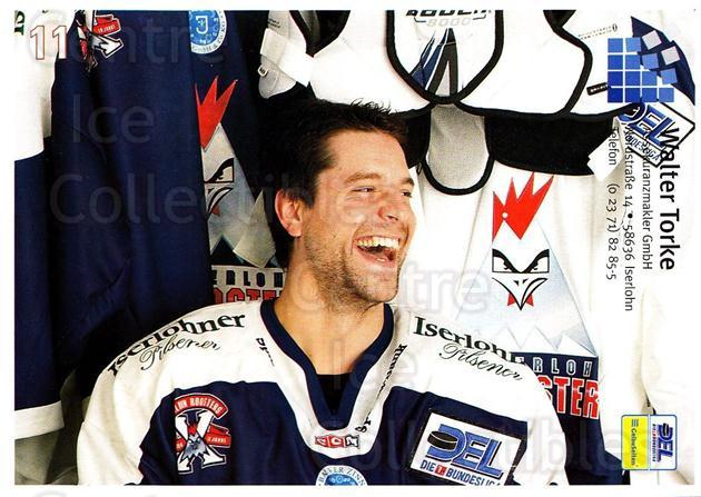 2004-05 German Iserlohn Roosters Postcards #12 Brett Lysak<br/>1 In Stock - $3.00 each - <a href=https://centericecollectibles.foxycart.com/cart?name=2004-05%20German%20Iserlohn%20Roosters%20Postcards%20%2312%20Brett%20Lysak...&quantity_max=1&price=$3.00&code=209450 class=foxycart> Buy it now! </a>
