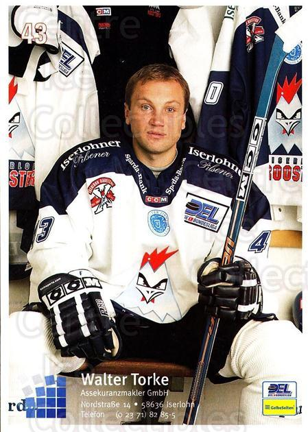 2004-05 German Iserlohn Roosters Postcards #15 Igor Alexandrov<br/>2 In Stock - $3.00 each - <a href=https://centericecollectibles.foxycart.com/cart?name=2004-05%20German%20Iserlohn%20Roosters%20Postcards%20%2315%20Igor%20Alexandrov...&quantity_max=2&price=$3.00&code=209453 class=foxycart> Buy it now! </a>