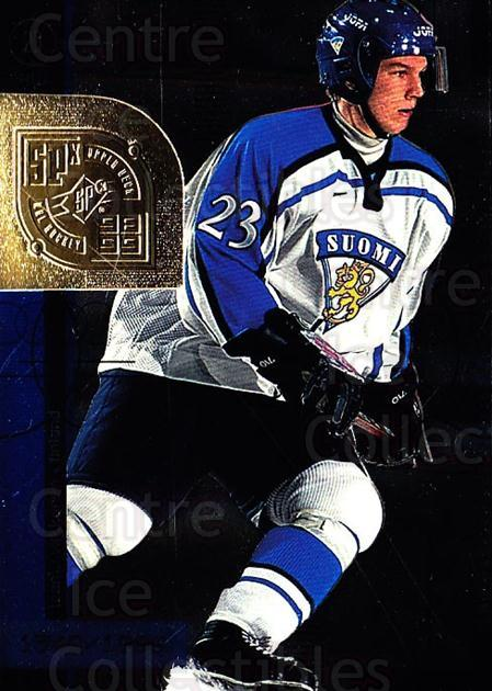 1998-99 SPx Top Prospects #69 Teemu Virkkunnen<br/>7 In Stock - $3.00 each - <a href=https://centericecollectibles.foxycart.com/cart?name=1998-99%20SPx%20Top%20Prospects%20%2369%20Teemu%20Virkkunne...&quantity_max=7&price=$3.00&code=209557 class=foxycart> Buy it now! </a>