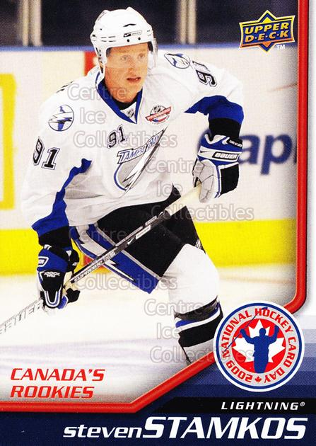2009 Upper Deck National Hockey Card Day #1 Steven Stamkos<br/>4 In Stock - $2.00 each - <a href=https://centericecollectibles.foxycart.com/cart?name=2009%20Upper%20Deck%20National%20Hockey%20Card%20Day%20%231%20Steven%20Stamkos...&price=$2.00&code=209812 class=foxycart> Buy it now! </a>
