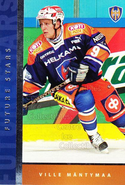2005-06 Finnish Cardset Future Stars #25 Ville Mantymaa<br/>3 In Stock - $3.00 each - <a href=https://centericecollectibles.foxycart.com/cart?name=2005-06%20Finnish%20Cardset%20Future%20Stars%20%2325%20Ville%20Mantymaa...&quantity_max=3&price=$3.00&code=210182 class=foxycart> Buy it now! </a>