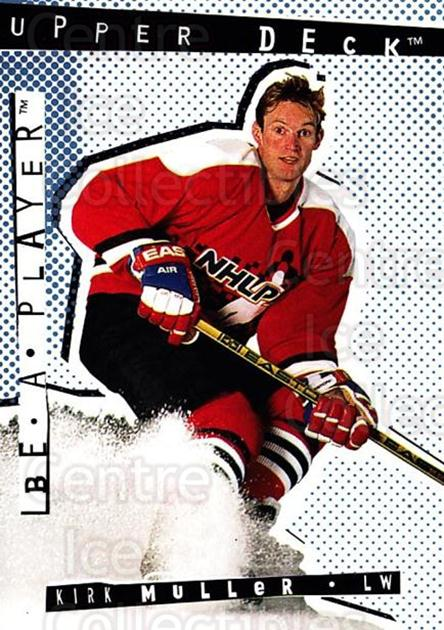 1994-95 Be A Player #3 Kirk Muller<br/>6 In Stock - $1.00 each - <a href=https://centericecollectibles.foxycart.com/cart?name=1994-95%20Be%20A%20Player%20%233%20Kirk%20Muller...&quantity_max=6&price=$1.00&code=2102 class=foxycart> Buy it now! </a>