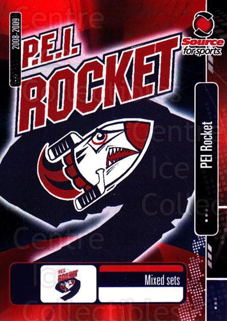 2008-09 Prince Edward Island Rocket #25 Checklist<br/>1 In Stock - $3.00 each - <a href=https://centericecollectibles.foxycart.com/cart?name=2008-09%20Prince%20Edward%20Island%20Rocket%20%2325%20Checklist...&quantity_max=1&price=$3.00&code=210693 class=foxycart> Buy it now! </a>