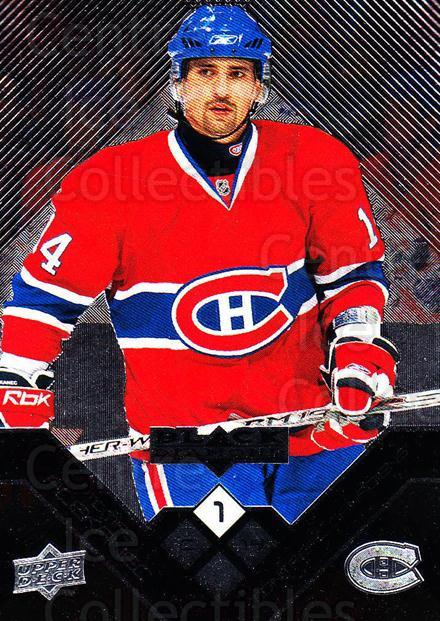 2008-09 Black Diamond #44 Tomas Plekanec<br/>5 In Stock - $1.00 each - <a href=https://centericecollectibles.foxycart.com/cart?name=2008-09%20Black%20Diamond%20%2344%20Tomas%20Plekanec...&quantity_max=5&price=$1.00&code=210801 class=foxycart> Buy it now! </a>