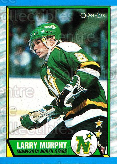 1989-90 O-Pee-Chee #128 Larry Murphy<br/>8 In Stock - $1.00 each - <a href=https://centericecollectibles.foxycart.com/cart?name=1989-90%20O-Pee-Chee%20%23128%20Larry%20Murphy...&quantity_max=8&price=$1.00&code=21083 class=foxycart> Buy it now! </a>