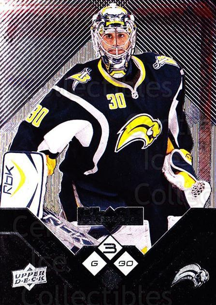 2008-09 Black Diamond #129 Ryan Miller<br/>2 In Stock - $3.00 each - <a href=https://centericecollectibles.foxycart.com/cart?name=2008-09%20Black%20Diamond%20%23129%20Ryan%20Miller...&quantity_max=2&price=$3.00&code=210886 class=foxycart> Buy it now! </a>