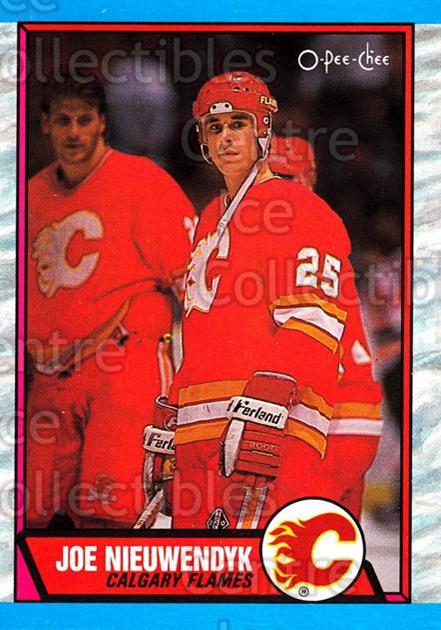 1989-90 O-Pee-Chee #138 Joe Nieuwendyk<br/>7 In Stock - $2.00 each - <a href=https://centericecollectibles.foxycart.com/cart?name=1989-90%20O-Pee-Chee%20%23138%20Joe%20Nieuwendyk...&quantity_max=7&price=$2.00&code=21093 class=foxycart> Buy it now! </a>
