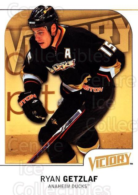 2009-10 UD Victory #1 Ryan Getzlaf<br/>2 In Stock - $1.00 each - <a href=https://centericecollectibles.foxycart.com/cart?name=2009-10%20UD%20Victory%20%231%20Ryan%20Getzlaf...&quantity_max=2&price=$1.00&code=210968 class=foxycart> Buy it now! </a>