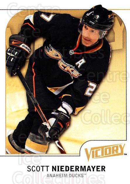 2009-10 UD Victory #2 Scott Niedermayer<br/>4 In Stock - $1.00 each - <a href=https://centericecollectibles.foxycart.com/cart?name=2009-10%20UD%20Victory%20%232%20Scott%20Niedermay...&quantity_max=4&price=$1.00&code=210969 class=foxycart> Buy it now! </a>