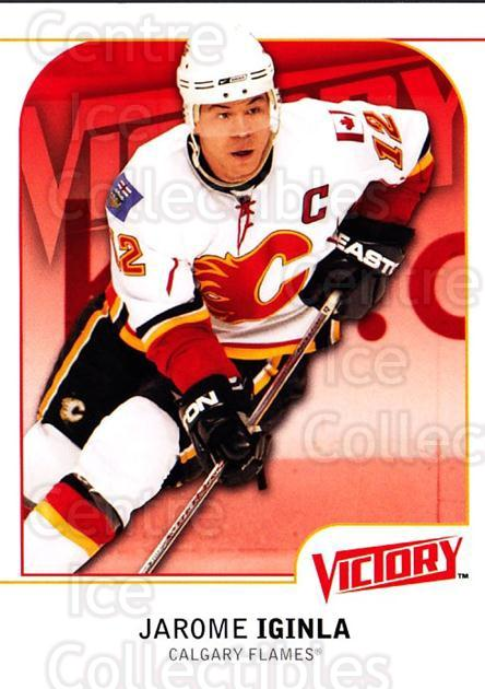 2009-10 UD Victory #28 Jarome Iginla<br/>3 In Stock - $1.00 each - <a href=https://centericecollectibles.foxycart.com/cart?name=2009-10%20UD%20Victory%20%2328%20Jarome%20Iginla...&quantity_max=3&price=$1.00&code=210995 class=foxycart> Buy it now! </a>