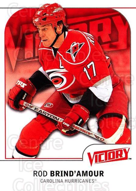 2009-10 UD Victory #39 Rod Brind'Amour<br/>4 In Stock - $1.00 each - <a href=https://centericecollectibles.foxycart.com/cart?name=2009-10%20UD%20Victory%20%2339%20Rod%20Brind'Amour...&quantity_max=4&price=$1.00&code=211006 class=foxycart> Buy it now! </a>