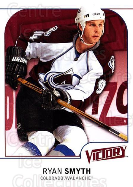 2009-10 UD Victory #49 Ryan Smyth<br/>4 In Stock - $1.00 each - <a href=https://centericecollectibles.foxycart.com/cart?name=2009-10%20UD%20Victory%20%2349%20Ryan%20Smyth...&quantity_max=4&price=$1.00&code=211016 class=foxycart> Buy it now! </a>