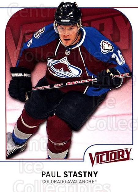 2009-10 UD Victory #53 Paul Stastny<br/>4 In Stock - $1.00 each - <a href=https://centericecollectibles.foxycart.com/cart?name=2009-10%20UD%20Victory%20%2353%20Paul%20Stastny...&quantity_max=4&price=$1.00&code=211020 class=foxycart> Buy it now! </a>