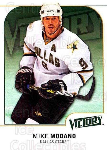 2009-10 UD Victory #63 Mike Modano<br/>4 In Stock - $1.00 each - <a href=https://centericecollectibles.foxycart.com/cart?name=2009-10%20UD%20Victory%20%2363%20Mike%20Modano...&quantity_max=4&price=$1.00&code=211030 class=foxycart> Buy it now! </a>