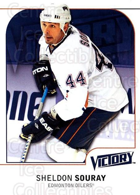 2009-10 UD Victory #79 Sheldon Souray<br/>4 In Stock - $1.00 each - <a href=https://centericecollectibles.foxycart.com/cart?name=2009-10%20UD%20Victory%20%2379%20Sheldon%20Souray...&quantity_max=4&price=$1.00&code=211046 class=foxycart> Buy it now! </a>