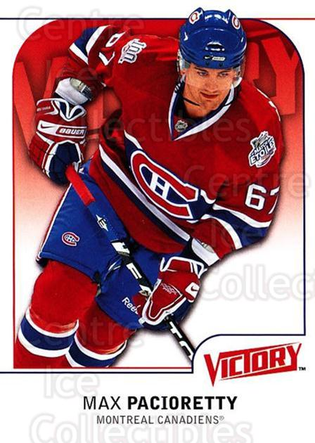 2009-10 UD Victory #109 Max Pacioretty<br/>4 In Stock - $1.00 each - <a href=https://centericecollectibles.foxycart.com/cart?name=2009-10%20UD%20Victory%20%23109%20Max%20Pacioretty...&quantity_max=4&price=$1.00&code=211076 class=foxycart> Buy it now! </a>