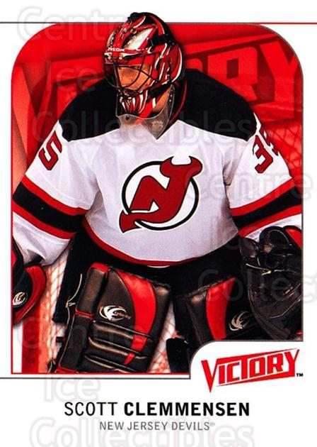 2009-10 UD Victory #120 Scott Clemmensen<br/>3 In Stock - $1.00 each - <a href=https://centericecollectibles.foxycart.com/cart?name=2009-10%20UD%20Victory%20%23120%20Scott%20Clemmense...&quantity_max=3&price=$1.00&code=211087 class=foxycart> Buy it now! </a>