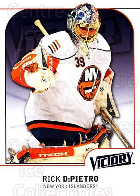 2009-10 UD Victory #123 Rick DiPietro<br/>4 In Stock - $1.00 each - <a href=https://centericecollectibles.foxycart.com/cart?name=2009-10%20UD%20Victory%20%23123%20Rick%20DiPietro...&quantity_max=4&price=$1.00&code=211090 class=foxycart> Buy it now! </a>
