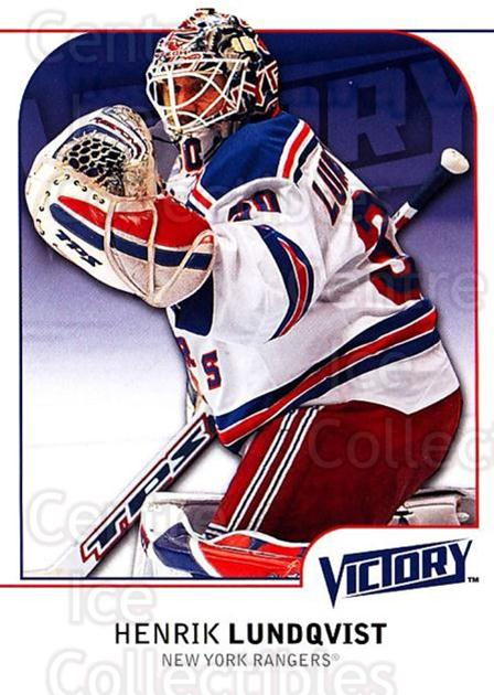 2009-10 UD Victory #127 Henrik Lundqvist<br/>3 In Stock - $2.00 each - <a href=https://centericecollectibles.foxycart.com/cart?name=2009-10%20UD%20Victory%20%23127%20Henrik%20Lundqvis...&quantity_max=3&price=$2.00&code=211094 class=foxycart> Buy it now! </a>