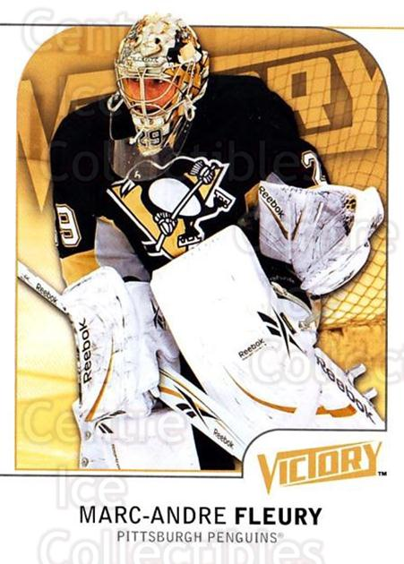2009-10 UD Victory #156 Marc-Andre Fleury<br/>4 In Stock - $2.00 each - <a href=https://centericecollectibles.foxycart.com/cart?name=2009-10%20UD%20Victory%20%23156%20Marc-Andre%20Fleu...&quantity_max=4&price=$2.00&code=211123 class=foxycart> Buy it now! </a>
