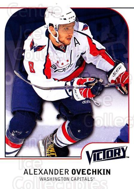 2009-10 UD Victory #194 Alexander Ovechkin<br/>3 In Stock - $1.00 each - <a href=https://centericecollectibles.foxycart.com/cart?name=2009-10%20UD%20Victory%20%23194%20Alexander%20Ovech...&price=$1.00&code=211161 class=foxycart> Buy it now! </a>