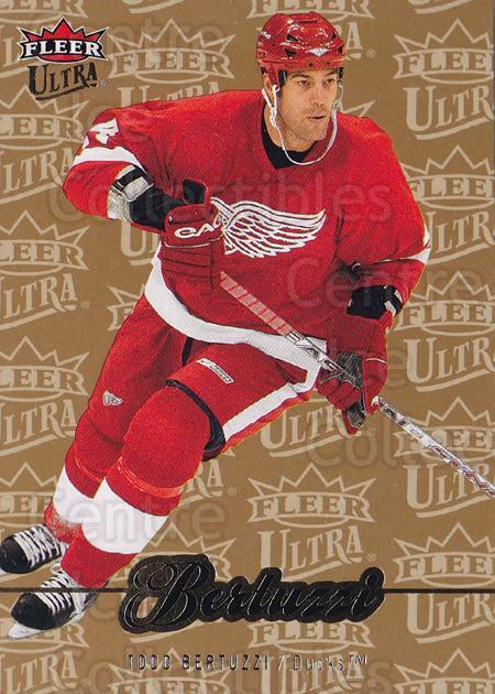 2007-08 Ultra Gold #129 Todd Bertuzzi<br/>2 In Stock - $2.00 each - <a href=https://centericecollectibles.foxycart.com/cart?name=2007-08%20Ultra%20Gold%20%23129%20Todd%20Bertuzzi...&quantity_max=2&price=$2.00&code=211350 class=foxycart> Buy it now! </a>