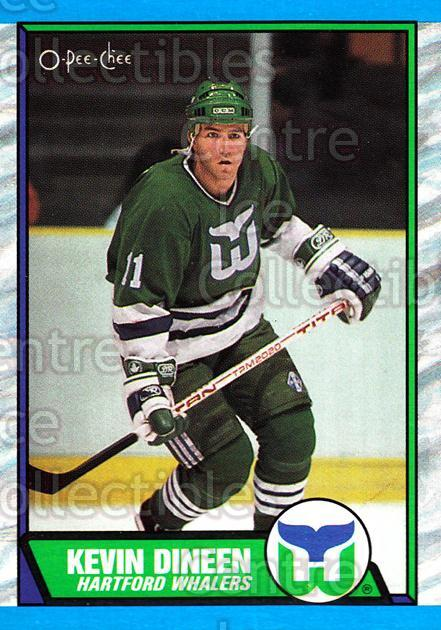 1989-90 O-Pee-Chee #20 Kevin Dineen<br/>6 In Stock - $1.00 each - <a href=https://centericecollectibles.foxycart.com/cart?name=1989-90%20O-Pee-Chee%20%2320%20Kevin%20Dineen...&quantity_max=6&price=$1.00&code=21155 class=foxycart> Buy it now! </a>
