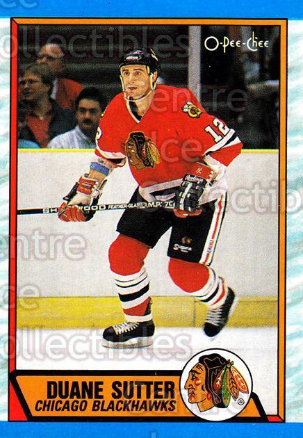 1989-90 O-Pee-Chee #221 Duane Sutter<br/>8 In Stock - $1.00 each - <a href=https://centericecollectibles.foxycart.com/cart?name=1989-90%20O-Pee-Chee%20%23221%20Duane%20Sutter...&quantity_max=8&price=$1.00&code=21177 class=foxycart> Buy it now! </a>